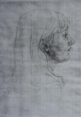Portrét sestřenky